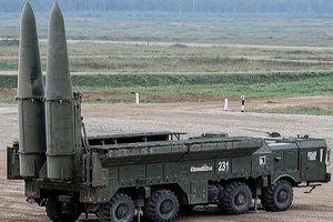 Nga dùng hệ thống tên lửa Iskander-K tấn công các mục tiêu ở Syria