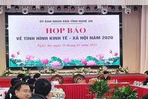 Nghệ An: Thu ngân sách 2 tháng đầu năm 2021, ước đạt gần 3 nghìn tỷ đồng