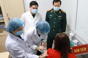 Tiêm thử nghiệm vaccine Nano Covax giai đoạn 2