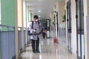 Hà Nội triển khai các biện pháp phòng, chống dịch khi học sinh, sinh viên đi học trở lại