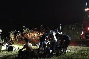 Diễn biến mới nhất vụ ô tô hất 2 học sinh xuống sông: Thêm 1 nạn nhân tử vong