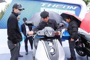 'Xe máy điện sẽ sớm đóng vai chính trên đường phố'