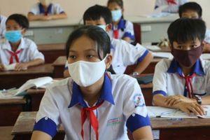 Đồng Tháp cho học sinh 3 địa bàn nghỉ học vì có ca nhiễm SARS-CoV-2