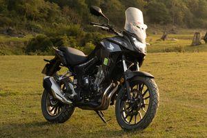 Đánh giá Honda CB500X 2020 - xe phượt đa dụng, giá cao