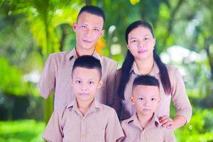Mùa xuân cổ tích đến với chàng trai 'Nick Vujicic của Việt Nam'