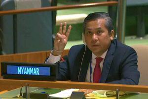 Myanmar sa thải đại sứ 'cầu cứu' Liên Hợp Quốc