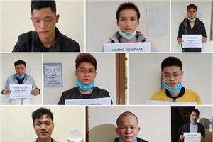 Triệt phá đường dây đưa 8 công dân Trung Quốc nhập cảnh trái phép vào Việt Nam