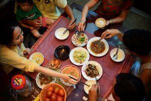 Đôi đũa trong ẩm thực của người Việt