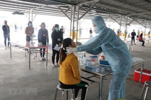 Việt Nam ghi nhận thêm 16 ca mắc mới COVID-19 trong chiều 28/2