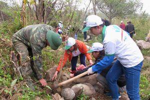 Lai Châu: Khởi động Tháng Thanh niên và hưởng ứng Tết trồng cây năm 2021