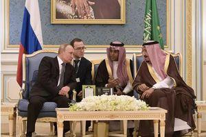 Các nước Arab vùng Vịnh muốn giảm lệ thuộc Mỹ
