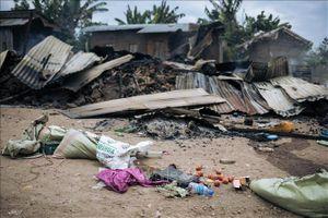 Ít nhất 16 dân thường thiệt mạng trong các vụ tấn công tại CHDC Congo