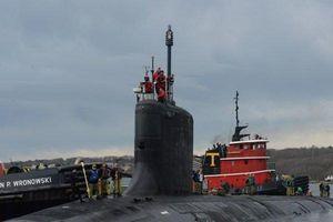 Tàu ngầm Mỹ ý định đánh chìm tàu Nga sau cuộc tấn công Syria 2018