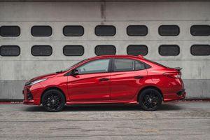 Giá lăn bánh Toyota Vios 2021 vừa ra mắt tại Việt Nam
