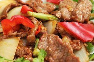 Hé lộ tuyệt chiêu xào bò của đầu bếp Mỹ để thịt dai vừa, đậm vị, mềm ngon
