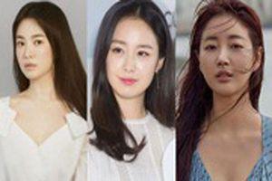 Top mỹ nhân Hàn Quốc sở hữu vẻ đẹp trẻ trung ở tuổi U40