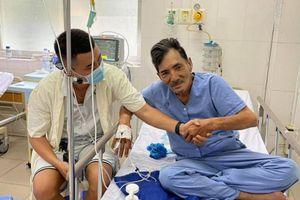 Cập nhật tình hình sức khỏe của diễn viên Thương Tín sau cơn đột quỵ