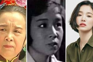 Hé lộ 'Dung Ma Ma' Lý Minh Khải 26 tuổi, đẹp không kém Song Hye Kyo?