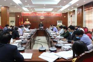 Giới thiệu người ứng cử đại biểu Hội đồng nhân dân huyện Phú Xuyên