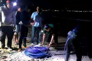 Hai du khách tử vong do đuối nước khi tắm biển ở Mũi Né