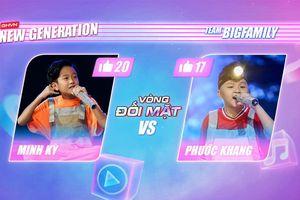Minh Kỳ - Phước Khang đội BigDaddy - Emily đọ giọng với sáng tác mới 'Nhà mất điện' siêu catchy