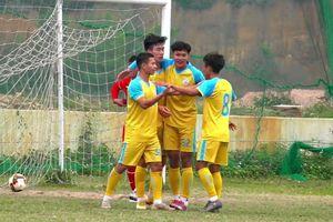 CLB Hải Nam Vĩnh Phúc có chiến thắng đầu tiên của năm 2021
