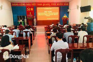Nhiệm kỳ 2021-2026, HĐND tỉnh Đồng Nai bầu 81 đại biểu