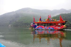 Di tích Miếu Ông - Miếu Bà gắn với du lịch sông nước