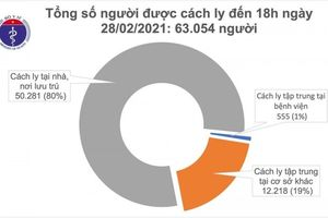 Việt Nam có thêm 12 ca mắc COVID-19 mới tại Hải Dương