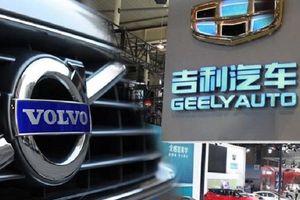 Volvo và Geely thành lập một công ty mới