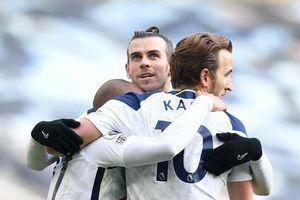 Gareth Bale tỏa sáng, Tottenham đại thắng Burnley