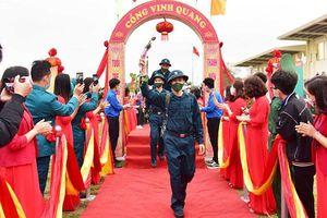 Lễ giao, nhận quân năm 2021 tại Hà Nội: Ngày hội tòng quân