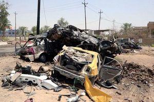 Iraq: Xe bom phát nổ khiến ít nhất 9 người thương vong