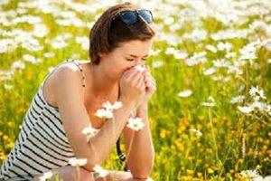 Khuyến cáo mới ứng phó với 'dị ứng mùa xuân'