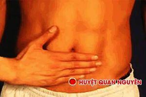 Huyệt quan nguyên: 'Kho lưu trữ nguyên khí' gốc của cơ thể - bồi thận, bổ khí, hồi dương