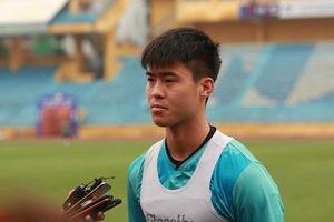 Hậu vệ Duy Mạnh: 'Quãng nghỉ vừa qua giúp các đội có thể làm lại từ đầu'