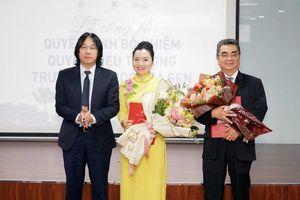 PGS 37 tuổi trở thành quyền Hiệu trưởng Trường ĐH Hoa Sen