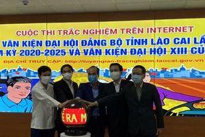 Lào Cai: Đổi mới công tác học tập, quán triệt Nghị quyết Đại hội Đảng