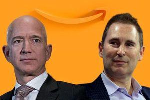 Andy Jassy, người kế vị Jeff Bezos tại Amazon là ai?