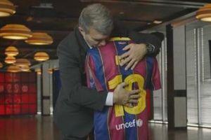 Ứng viên chủ tịch Barca bày tỏ mong muốn giữ chân Messi