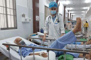 10 phút cứu bệnh nhân bị đột quỵ
