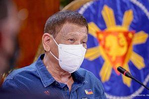 Vaccine Trung Quốc tới Philippines, nhưng TT Duterte sẽ tiêm loại khác