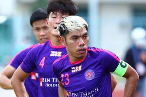 CLB Sài Gòn không thể đăng cai vòng bảng AFC Cup 2021