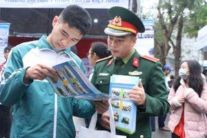 Xét tuyển đại học các trường quân đội năm 2021: Nhiều quy định riêng, kèm theo tiêu chí phụ