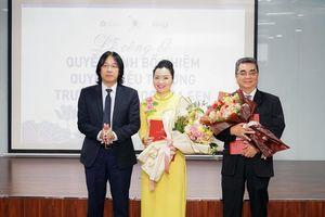 PGS.TS Nguyễn Ngọc Điện trở thành Chủ tịch Hội đồng trường Đại học Hoa Sen