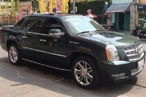 Bán tải hạng sang Cadillac Escalade EXT độc nhất Việt Nam