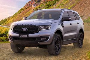 Chi tiết Ford Everest Sport 2021 từ 1,12 tỷ đồng tại Việt Nam