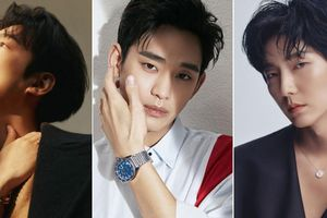 25 nam diễn viên Hàn Quốc đẹp trai nhất hiện nay là ai?