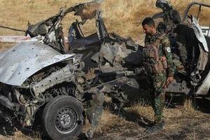 Xe bom phát nổ ở Iraq, ít nhất 5 nhân viên an ninh tử vong