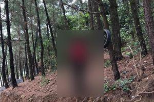 Đi vào rừng, kinh hãi phát hiện thi thể treo cổ trên cây thông